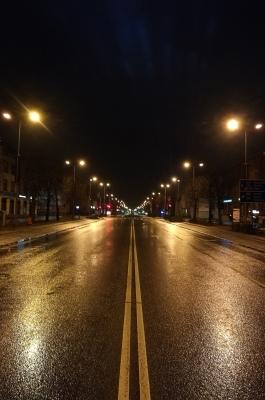 Nakts pilsēta